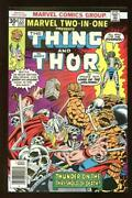 Marvel Two-in-one 22, Vf/nm, The Thing, Thor, 1974 1976 More In Store