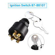 Ignition Switch Replaces 87-88107 87-88107a5 For Mercury Marine Outboard Motors