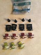 1960and039s Gm Chevy Trim Moulding Clips Set Of 11 And 4 Speed Nuts Nos Gm No Part