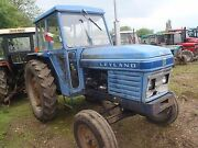 Leyland 255 And 270 Tractor Workshop Manual