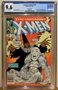 Uncanny X-men 190 Cgc 9.6 - White Pages 75andcent Canadian Price Variant