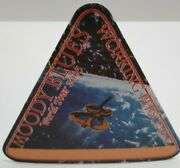 The Moody Blues Backstage Pass World Tour Original 2005 Rock Pop Guitar In Space
