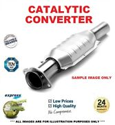 Cat Catalytic Converter For Opel Astra F Convertible 1.6 I 1996-2001