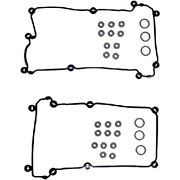 Vc411g Dnj Valve Cover Gaskets 2-piece Set New For Mazda Mpv Mercury Cougar Ford