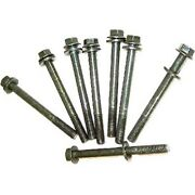 Hbk526 Dnj Set Of 8 Cylinder Head Bolts New For Chevy Geo Metro Chevrolet 98-00