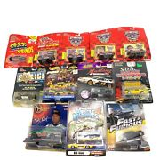 Vintage Diecast Lot Of 12, Nascar, Hot Wheels, Winners Circle, Fast And Furious