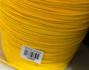 100and039-teflon 18 Awg Ptfe Wire Silver Plated Copper M16878/4-bhe-4 Yellow