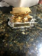 Hot Wheel Collectibles Jpl Sojourner Mars Rover 24k Gold-plated. Collector Ed.