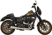 Bassani Greg Lutzka Edition 2-into-1 Exhaust System For 91-17 Harley Dyna