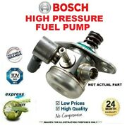 Bosch High Pressure Fuel Pump For Vw Crafter Platform/chassis 2.0tdi 2011-2016