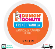 Dunkin Donuts French Vanilla Keurig Coffee K-cups You Pick The Size
