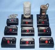 Gilbert American Flyer Lines Uncoupler Control Air Chime Whistle Generator Lot