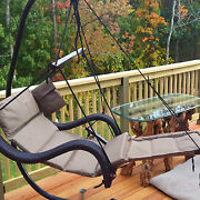 Deluxe Wicker Lounger Airchair - Choose Your Color ...see Color Options