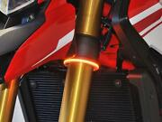 New Rage Cycles Universal Led Front Turn Signals Rage360