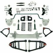 Mustang Ii 2 Ifs Front End Kit For 54-66 Buick Stage 2 Standard Spindle