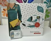 Bernette B79 Computerized Embroidery And Sewing Combo Machine Free 500 Designs
