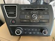2015 Honda Civic Cd Player Stereo Oem With Ac Climate Control 2013/2014/2015 Per