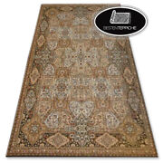 Traditional Agnella Carpet And039agnus And039 Beige Green Fashionable Designs Best Quality