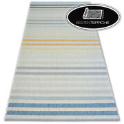 Modern Sisal Carpet Color Cream Flat Woven Art Steam Despicable Me To Clean
