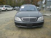 Automatic Transmission 220 Type S500 Rwd Fits 01-03 Mercedes S-class 50372