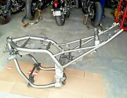2001 Yamaha Fz1 Frame With Clean Title In Excellent Shape Fits 2001-2005