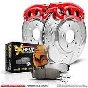 Power Stop Kc6550-36 Z36 Truck/tow Brake Kit For Front F-250 Super Duty