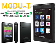 ✅ Micromax Modu T - Black Unlocked Cellular Phone With Gps, Bt, 2.2 Touch 55g