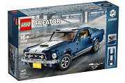 Lego 10265 Creator Expert 1967 Gt Ford Mustang 1960s Car Building Set Sealed Box