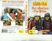 The Saddle Club-more Adventure At Pine Hollow-[series 1]-2003-children Tsc-dvd