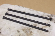 1964 1965 1966 1967 Ford Mustang 6 Cyl Push Rods 3 About 8 For Adj. Rockers