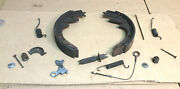 1964 1965 1966 And Other Mustang Rh 6 Cyl. 4 Lug Rear Brake Shoes And Springs