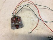 1950's 1960's Fords Mustangs And Other Makes, Vintage Signal-stat Warning Flasher