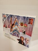 Disney Frozen 2 Holiday Ice Castle Gingerbread Cookie Kit Crafty Cooking Kits