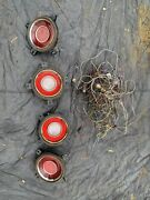 Original Plymouth Barracuda Cuda Lights And Reverse Lamps And Wiring Harness