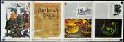 Lord Of The Rings 1978 Vf+ Promotional Movie Brochure J.r.r.tolkien Ralph Bakshi