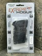 Hogue Pirahna G10 Grip For Sig P245 P220 Compact - Solid Black 24139
