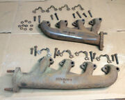 1964 1965 And Other Ford Mustang 289 Hi Po Exhaust Manifolds Headers Landrh Aftmkt