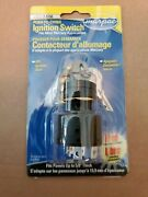 Ignition Key Switch With Push To Choke Replaces Mercury 87-88107 87-88107a5