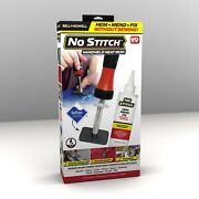 No Stitch Andndash The Easiest Way To Hem Mend And Fix Your Clothes Without Sewing New
