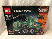 Lego Technic Service Truck 42008 Power Functions New Sealed And Retired