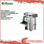 Lavacozze For Bench Exhaust System In Sink 260w Fimar Lcn / 5 3ph Or 1ph
