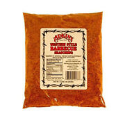 Adkins Western Style Barbecue Bbq Dry Rub Seasoning 16 Oz Size - Pack Of 5