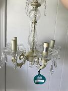 Attractive Spectra Crystal Chandelier 1 Tier With 5 Arms