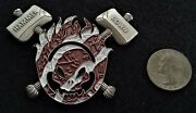 Bad@ss 1st Cavalry Division Fury Stryker Infantry Fst Army Hammer Challenge Coin
