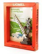 Lionel Pw B262 Auto Crossing Gate In Blister Package 1966 Un-opened Nos