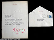 Betty Grable-rare Letter Signed On Her Personal Letterhead-sexy Pinup-diva