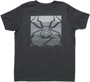 Moose Racing S2y Youth Variance T-shirt Sm Charcoal 3032-3207