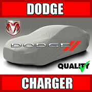 [dodge Charger] Car Cover ☑️ Weather ☑️ Waterproof ☑️ Full Warranty ✔custom✔fit