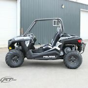 Rt Pro Rtp5401616 Black Roll Cage Without Roof For Polaris 900 And 1000s Rc1