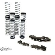 Rt Pro 2 Lift And Heavy Duty Rate Spring Bundle For Polaris Rzr Xp 1000 4 Seat